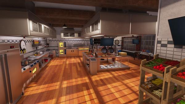 Cooking Simulator FREE