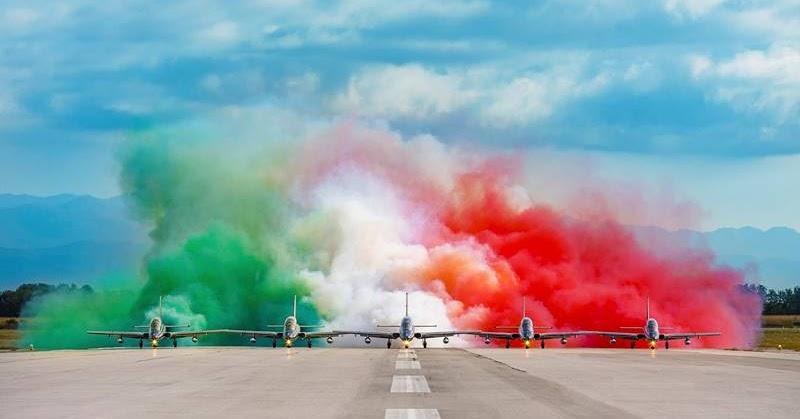 Anticipazioni Calendario Esibizioni Frecce Tricolori 2021   Blog