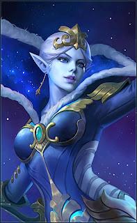 Aurora Aquarius Heroes Mage of Skins
