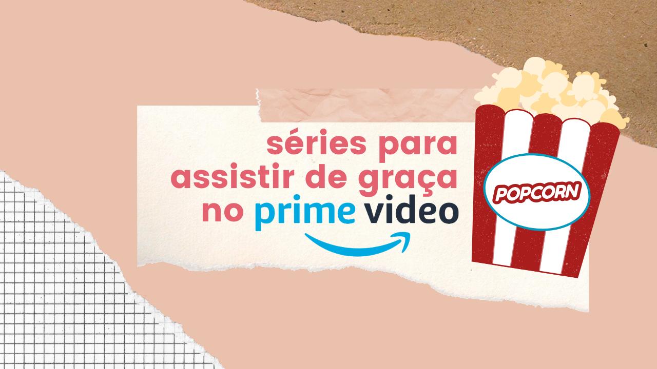 melhores séries na Amazon Prime Video