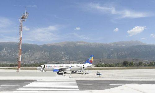 Στις 15 Ιουνίου, σύμφωνα με τον προγραμματισμό που ισχύει μέχρι στιγμής, θα γίνει η πρώτη διεθνής πτήση προς το αεροδρόμιο Ιωαννίνων για την φετινή τουριστική περίοδο.