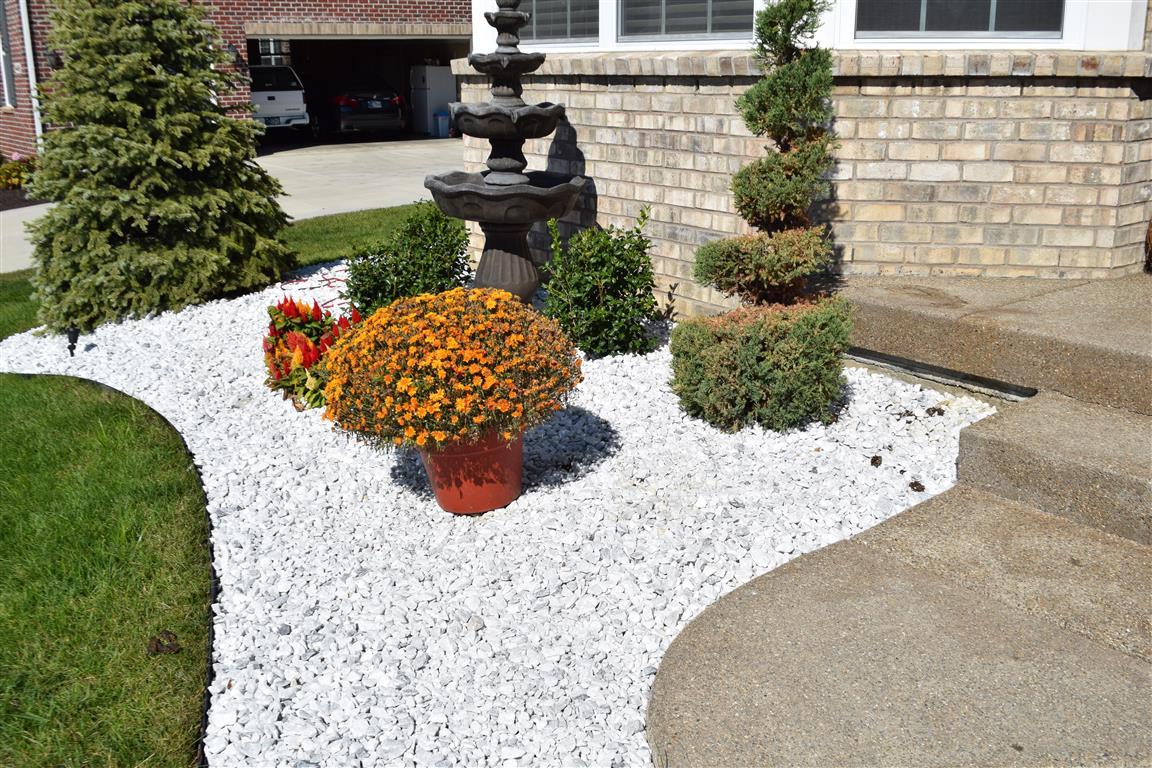 White Marble Rocks For Landscaping - White Marble Rocks For Landscaping - Nerdy Home Decor At Home
