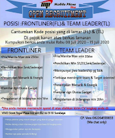 Open Recruitment at VIVO Store Royal Plaza Surabaya Juli 2020