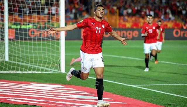 ملخص اهداف مباراة مصر والجابون (1-1) تصفيات كأس العالم