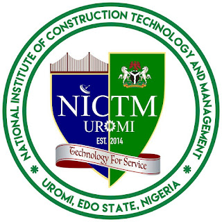 NICTM Uromi Pre-ND Admission Form 2020/2021 [UPDATED]