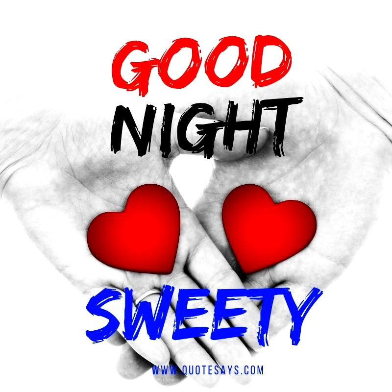 Good Night Sweety for Love