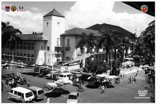 Gemeente Padang dan Balai Kota Padang Lama