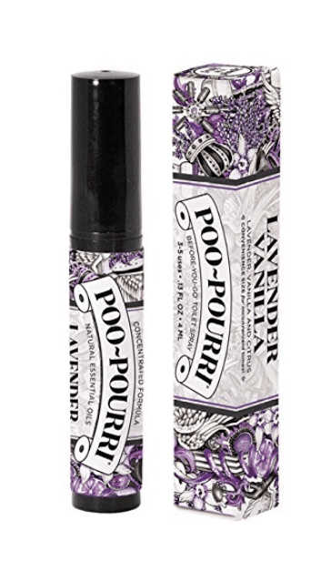 36 Genius Yet Inexpensive Products That Can Save Lives - Avoid Bathroom Smells with a Travel-Size Bottle of Poo-Pourri