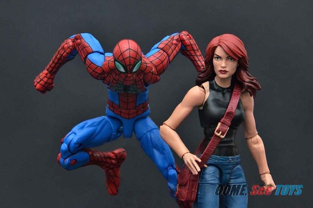 Come See Toys Marvel Legends Series Toys R Us Exclusive Spider Man