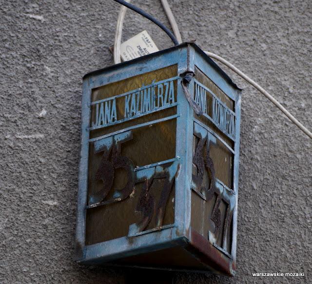 Warszawa Warsaw architektura Odolany ulica