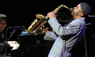 Un saxo icónico en el Teatro Coliseo de Buenos Aires - Argentina / stereojazz