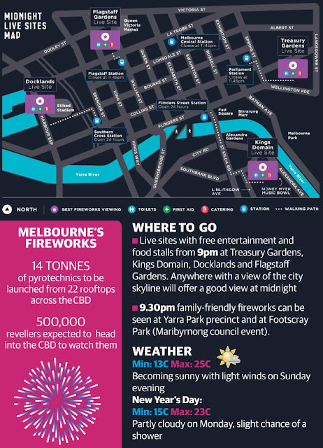 melbourne-new-years-eve-2018-fireworks-live-sites-map