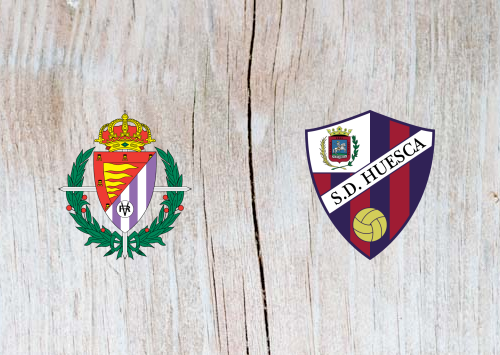 Real Valladolid vs SD Huesca - Highlights 07 Oct 2018