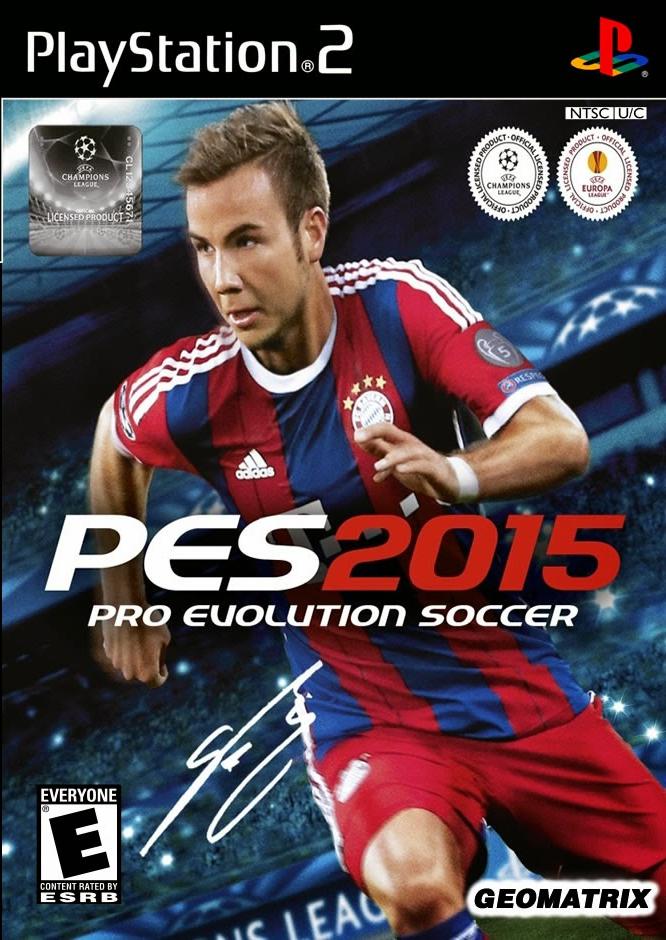 PES 2015 PS2