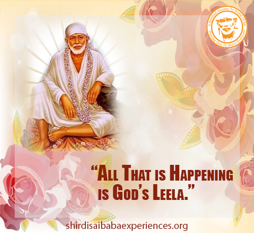 Shirdi Sai Baba Blessings - Experiences Part 2608