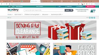 Librería online, Wordery, Dónde comprar libros baratos online