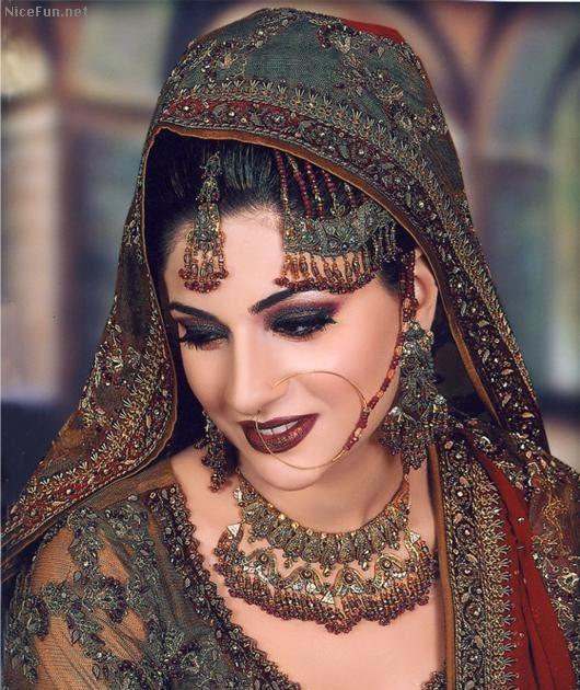 Beautiful Pakistani Bridal Pics