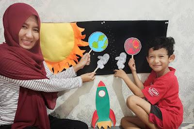 Tips Mengasah Kreativitas Anak