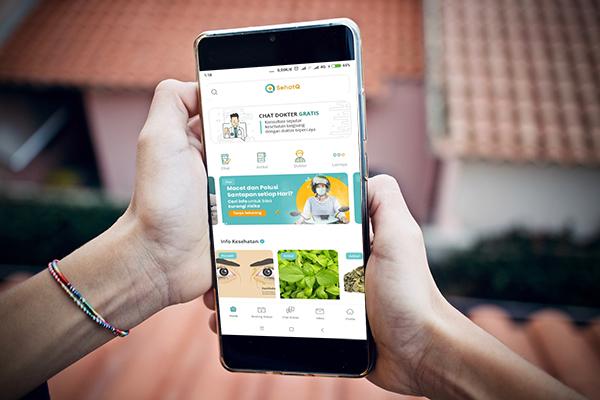Dokter Online SehatQ.com Hadir Memberi Solusi Kesehatan Anda