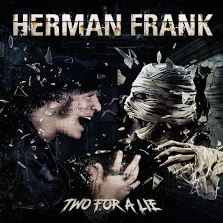 "Ο δίσκος του Herman Frank ""Two For A Lie"""