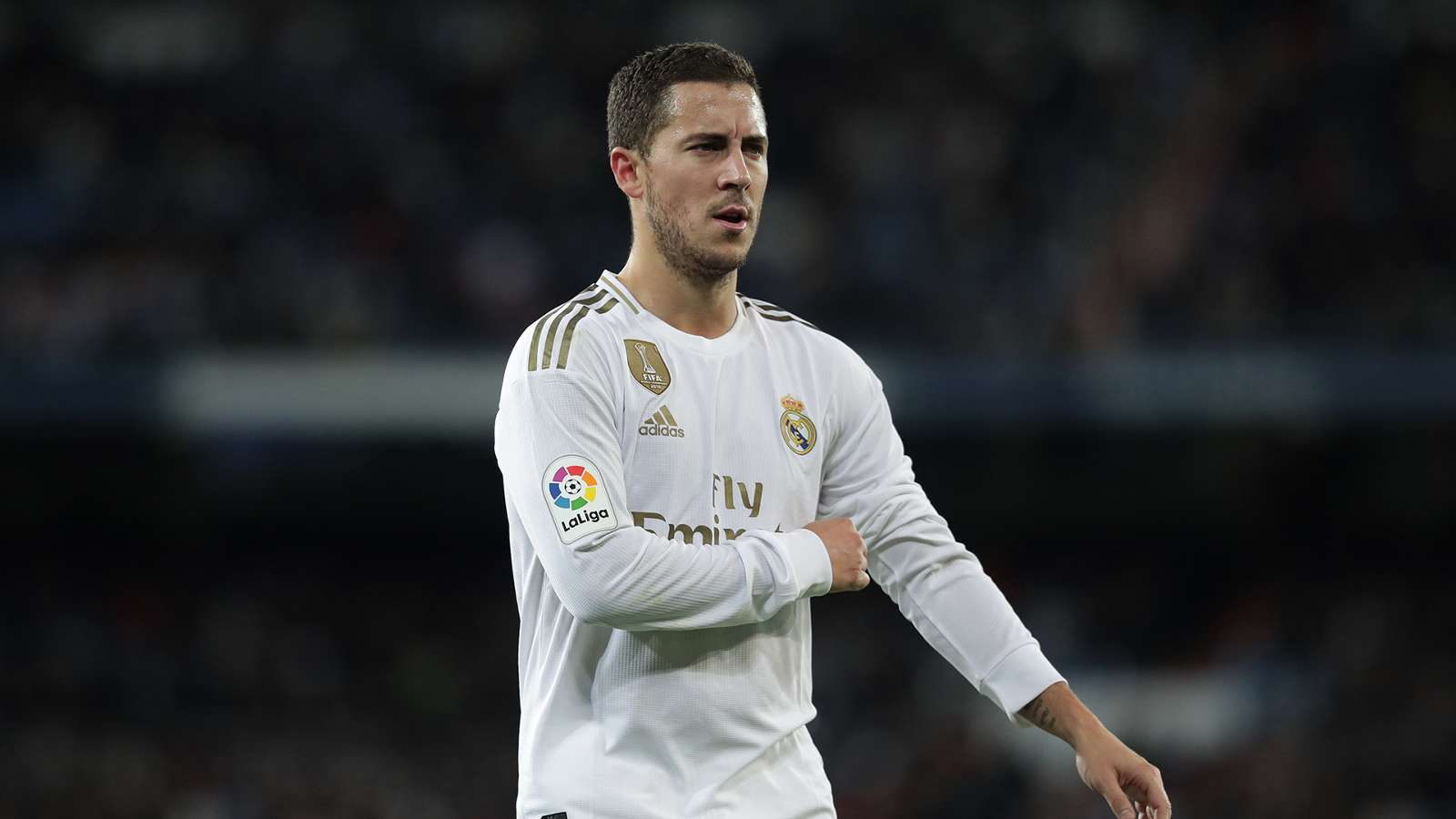 Hazard prepares for Super with Real Madrid: Wait for me soon