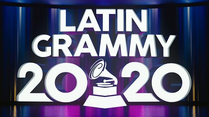 LISTA COMPLETA DE GANADORES AL LATIN GRAMMY 2020