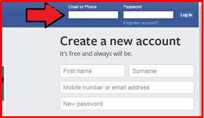 Facebook Login With Cell Phone Number