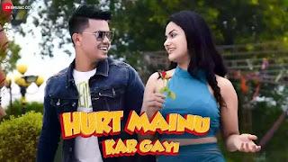 Checkout Simran jeet new song Hurt mainu kar gayi lyrics penned by Adab
