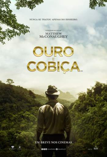 Ouro e Cobiça Torrent – BluRay 720p/1080p Dual Áudio