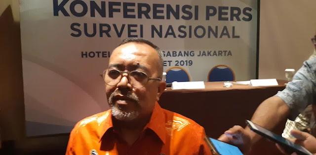 Survei JSI: Elektabilitas Gerindra Merangkak Naik, PDIP Turun