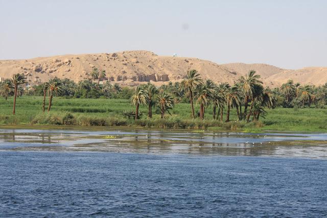 O RIO NILO, o maior rio do mundo e a fonte de vida e a alma do Egipto | Egipto