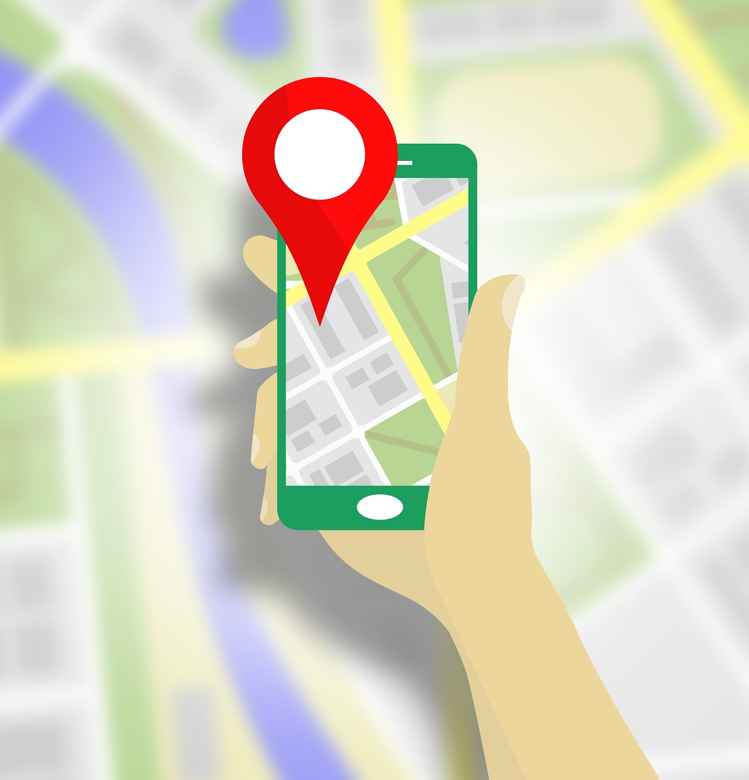 Working of Google Live traffic Maps on