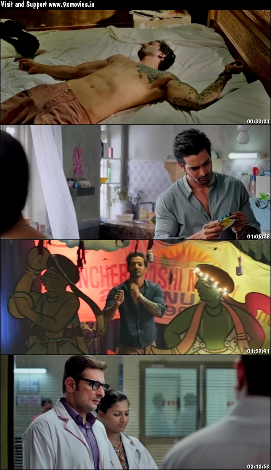 Sanam Teri Kasam 2016 Hindi 720p DVDRip