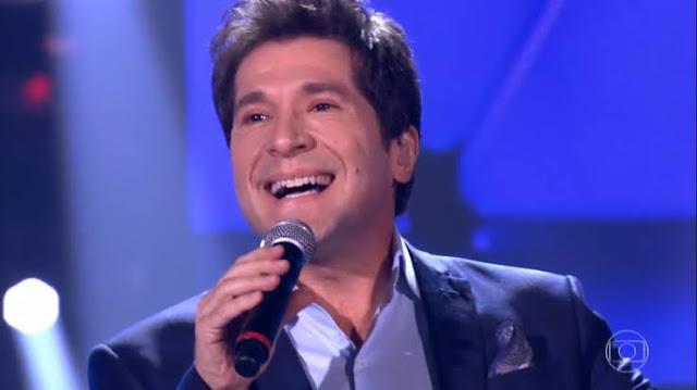 Cantor Daniel faz show no aniversário de 64 anos de Manoel Ribas