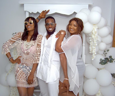 Photos from Genevieve Nnaji's 40th birthday