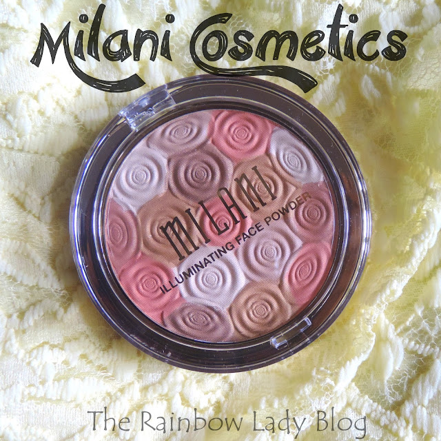 Milani Cosmatics Illuminatiing Powder In Amber Nectar