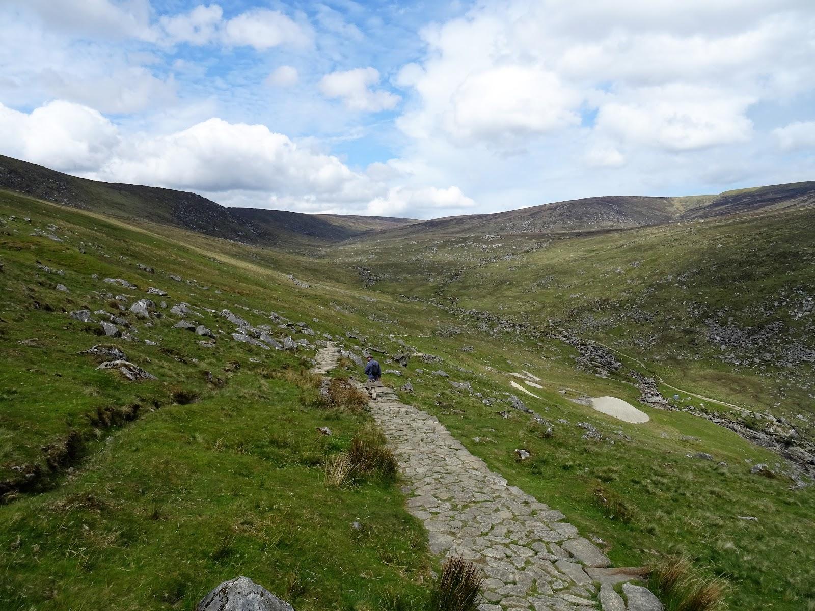 A la quête de la force, entre the Ring of Kerry, Killarney parc et Wicklow  - lebalouder