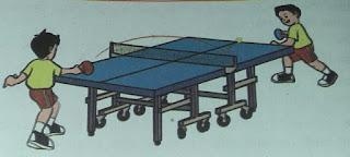 gerak dasar tenis meja