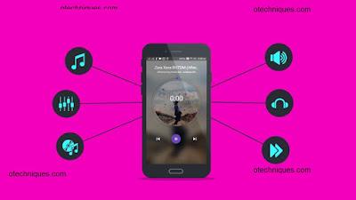 تطبيق  Musicagraph الرائع لتشغيل الموسيقي على الاندرويد