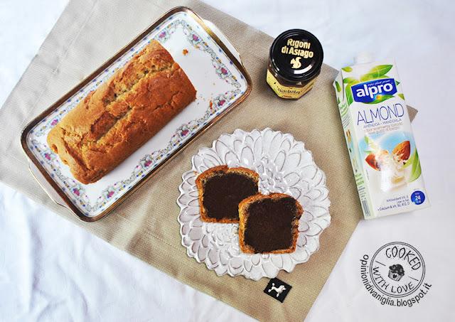 Ricetta Plumcake Banana Bimby senza lattosio