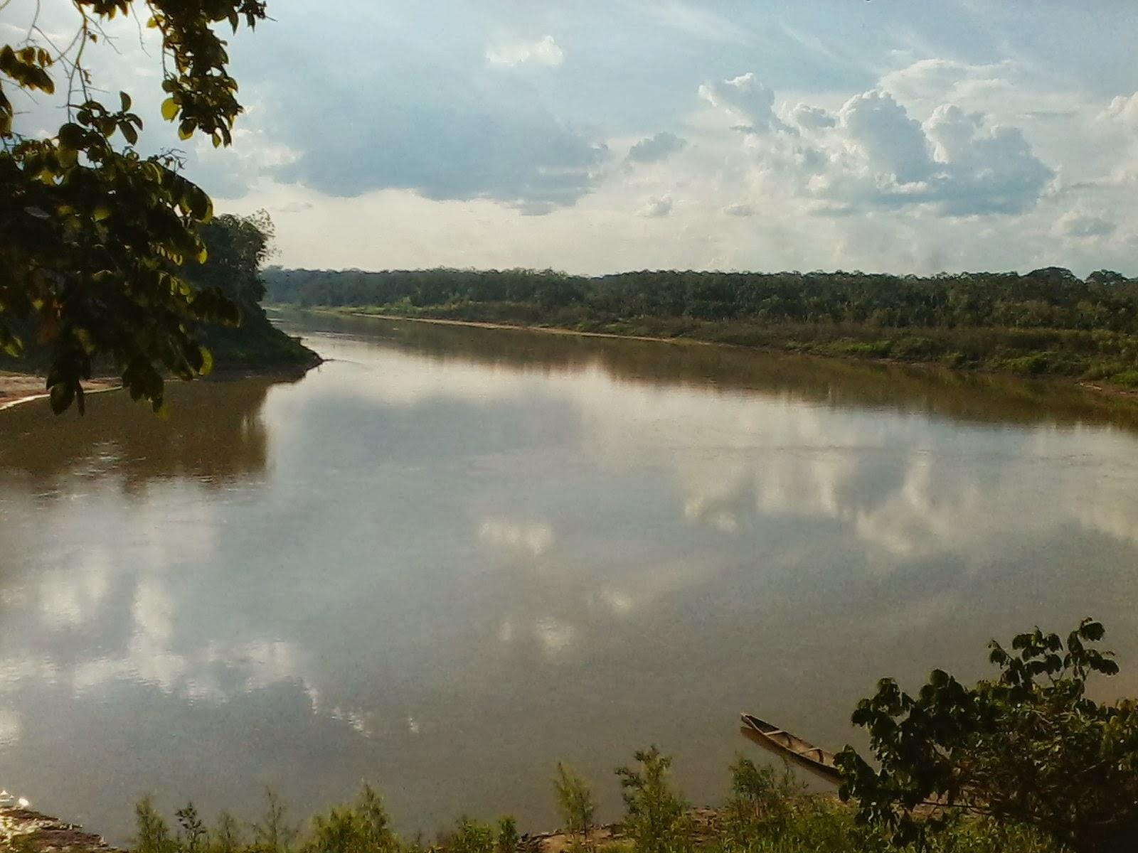 Rio Purus, Afluente do Rio Amazonas