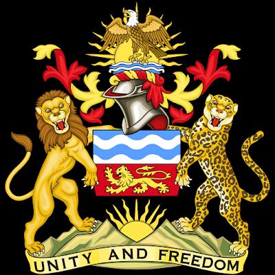 Coat of arms - Flags - Emblem - Logo Gambar Lambang, Simbol, Bendera Negara Malawi