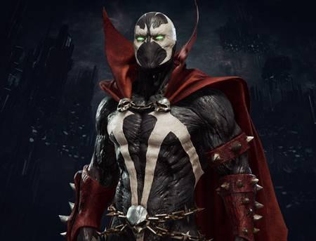 Spawn aparece en Mortal Kombat 11