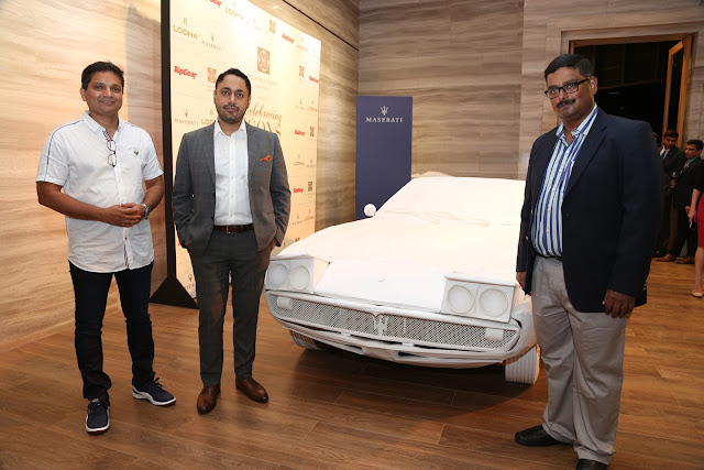 BBC TopGear in association with The World Towers and Maserati hosted a night of excellence in automobile and luxury