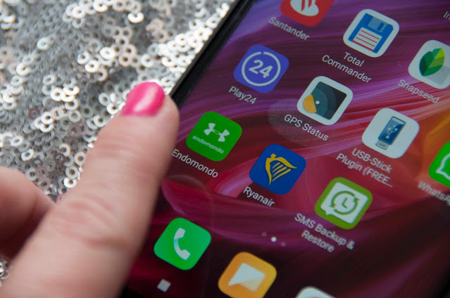 Endomondo aplikacja na telefon