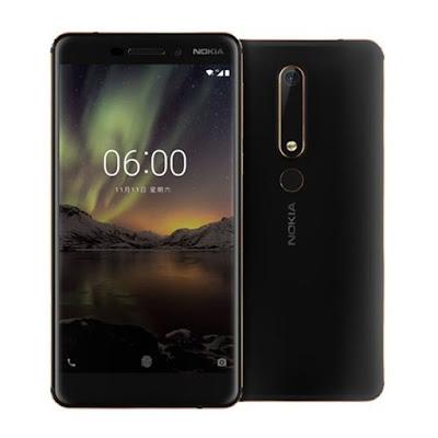 سعر و مواصفات هاتف جوال نوكيا 6.1 \ Nokia 6.1 في الأسواق
