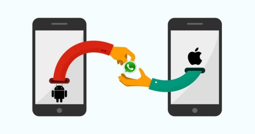 Bonjour, je voudrais savoir s'il existait un moyen de transférer les discussions de Whatsapp (sous android) vers un iPhone