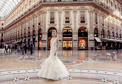 vestidos de novia baratos para embarazadas