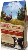 Picture of Eukanuba Naturally Wild Adult Country Grown Turkey and Multi Grain Dry Dog Food