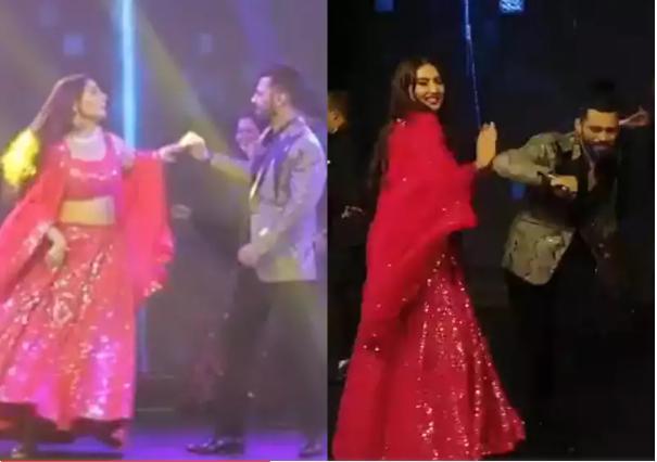 Rahul Vaidya Disha Parmar Video